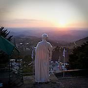 Verão dos portugueses . Noitada da Nossa Senhora da Assunção também conhecida como festa do emigrante, na aldeia de Vilas Boas no Concelho de Vila Flor, Trás os Montes, em Agosto de 2009