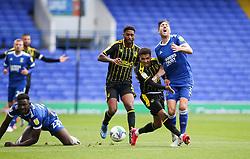 Jayden Mitchell-Lawson of Bristol Rovers tackles Stephen Ward of Ipswich Town - Mandatory by-line: Arron Gent/JMP - 05/09/2020 - FOOTBALL - Portman Road - Ipswich, England - Ipswich Town v Bristol Rovers - Carabao Cup