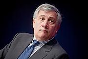 2013/07/11 Roma, assemblea annuale dell'Associazione Nazionale Costruttori Edili. Nella foto Antonio Tajani.<br /> Rome, Builders National Association annual meeting. In the picture Antonio Tajani - &copy; PIERPAOLO SCAVUZZO
