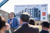 SRM South Main Senior Living Center Groundbreaking Ceremony