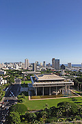 Capitol Bldg., Honolulu, Hawaii