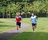 04.07.2012 Dundee training
