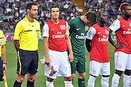 2011/08/24 Udinese vs Arsenal 1-2 UEFA Champions League preliminare