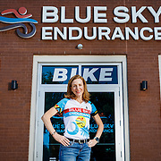 Images from the Blue Sky Endurance Grand Opening shoot.