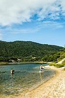 Praia da Lagoinha do Leste. Florianópolis, Santa Catarina, Brasil. / <br /> Lagoinha do Leste Beach.  Florianópolis, Santa Catarina, Brazil.
