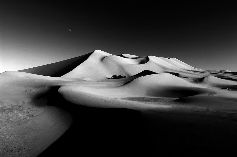 Merzhouga Dunes, Morocco