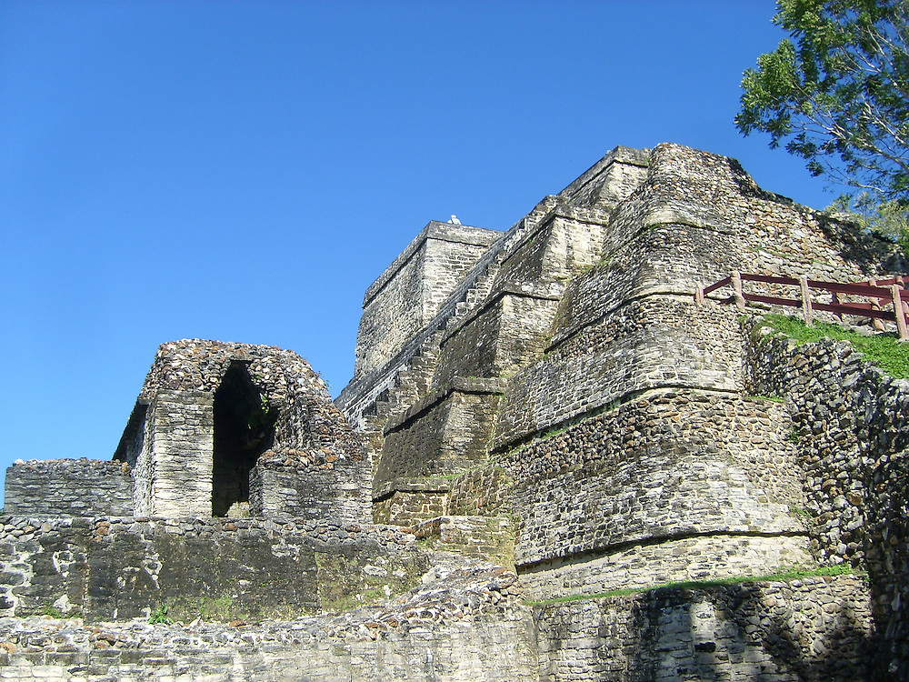 Altun Ha is the name given to the ruins of an ancient Mayan city in Belize, located in the Belize District about 30 miles north of Belize City.