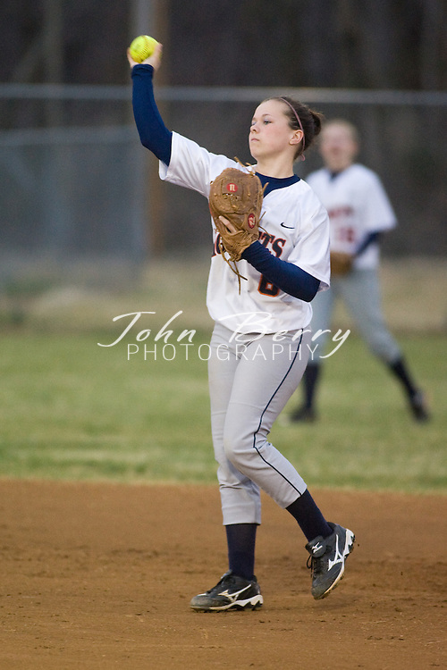 MCHS Varsity Softball.vs Orange.3/14/2008..