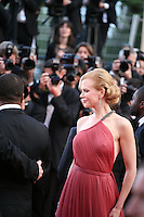 Nicole Kidman at The Paperboy gala screening red carpet at the 65th Cannes Film Festival France. Thursday 24th May 2012 in Cannes Film Festival, France.