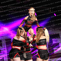 2033_DCA Diamonds Senior  Level 4 Stunt Group