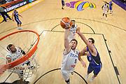 Niccolo Melli<br /> Nazionale Italiana Maschile Senior<br /> Eurobasket 2017 - Group Phase<br />  Italia Israele Italy Israel<br /> FIP 2017<br /> Tel Aviv, 31/08/2017<br /> Foto Ciamillo - Castoria/ M.Longo