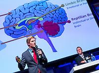UTRECHT - NVG Congres 2017.  NVG directeur Lodewijk Klootwijk . rechts Jeroen Stevens.  FOTO © Koen Suyk
