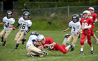 U5 Laconia Chiefs versus Windham 12n game September 18, 2011.