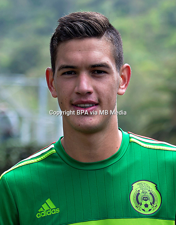 Fifa Men&acute;s Tournament - Olympic Games Rio 2016 - <br /> Mexico National Team - <br /> Cesar Montes
