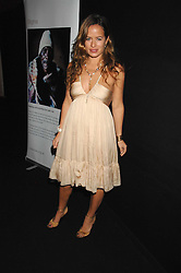 JADE JAGGER at the London Red Cross Ball themed 'Honky Tonk Blues' held at 99 Upper Ground, London SE1 on 21st November 2007.<br /><br />NON EXCLUSIVE - WORLD RIGHTS