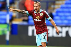Scott Arfield of Burnley points - Mandatory by-line: Matt McNulty/JMP - 26/07/2016 - FOOTBALL - Macron Stadium - Bolton, England - Bolton Wanderers v Burnley - Pre-season friendly