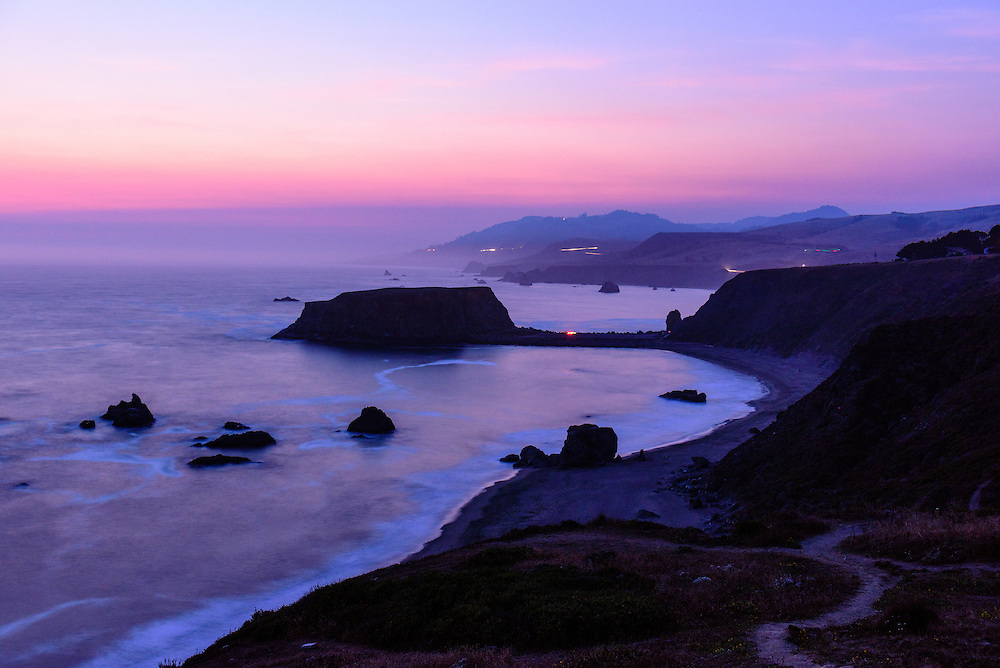 Goat Rock State Beach,  Sonoma Coast State Park, California