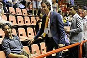 DESCRIZIONE : Forli DNB Final Four 2014-15 Npc Rieti BCC Agropoli<br /> GIOCATORE : Claudio Coldebella Mario Boni<br /> CATEGORIA : vip<br /> SQUADRA : <br /> EVENTO : Campionato Serie B 2014-15<br /> GARA : Npc Rieti BCC Agropoli<br /> DATA : 13/06/2015<br /> SPORT : Pallacanestro <br /> AUTORE : Agenzia Ciamillo-Castoria/M.Marchi<br /> Galleria : Serie B 2014-2015 <br /> Fotonotizia : Forli DNB Final Four 2014-15 Npc Rieti BCC Agropoli