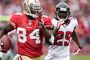 49ers vs Falcons 10-11-09