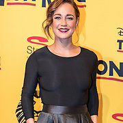 NLD/Scheveningen/20161030 - Premiere musical The Lion King, Anouk Maas