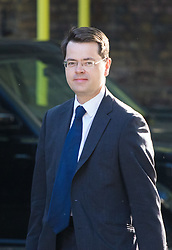 Downing Street, London, April 25th 2017. Northern Ireland Secretary James Brokenshire attends the weekly cabinet meeting at 10 Downing Street in London. Credit: ©Paul Davey