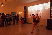 NOCTURNE 4 :: HIT THE (UNDER)GROUND RUNNING <br /> Musée d'art contemporain - Salle principale<br /> samedi 30 mai,<br /> Les oiseaux de nuits investissent les espaces sanctifiés du MAC pour s'imprégner de techno frénétique et de house vaporeuse. Nouvelle garde créative venue de Chicago, de New York et de certains collectifs de Montréal vénérés pour leur raves, ces très demandés producteurs DIY administreront une bonne dose d'authentique techno transcendante et d'intimes rapprochements rythmiques.