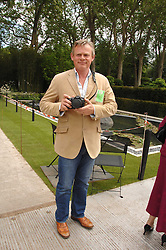 MARTIN CLUNES at the 2008 Chelsea Flower Show 19th May 2008.<br />