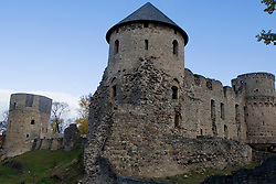 Ruins of Cesis Castle, Cesis, Latvia