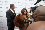 14 June 2010- Harlem, New York- Aretha Franklin at The Apollo Theater's 2010 Spring Benefit and Awards Ceremony hosted by Jamie Foxx inducting Aretha Frankilin and Michael Jackson, and honoring Jennifer Lopez and Marc Anthony co- sponsored by Moet et Chandon which was held at the Apollo Theater on June 14, 2010 in Harlem, NYC. Photo Credit: Terrence Jennngs/Sipa