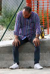 LA DISPERAZIONE DEI COLLEGHI<br /> INCIDENTE MORTALE SUL LAVORO DITTA CBO DI OSTELLATO CIPPICIANI DANIELE ANGELO