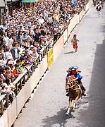 The annual Shinto Tado Horse Festival.