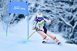 Women's Giant Slalom, RIEDER Anna-Maria, LW9-1, GER at the WPAS_2019 Alpine Skiing World Championships, Kranjska Gora, Slovenia