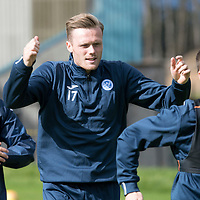 St Johnstone Training….15.09.17<br />