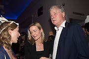 ROWAN PELLING, , HENRY SOMERSET, DUKE OF BEAUFORT; GEORGIA POWELL, Sotheby's Erotic sale cocktail party, Sothebys. London. 14 February 2018
