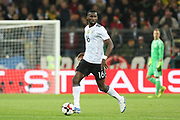 Antonio Rudiger of Germany during the International Friendly match between Germany and England at Signal Iduna Park, Dortmund, Germany on 22 March 2017. Photo by Phil Duncan.