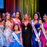 Ace 2017 Year In Review - Title holders from El Paso which included Miss El Paso Teen USA, Miss El Paso Teen La Feria, Jr Little Miss El Paso, Miss El Paso La Feria, Laura Rayborn ( Pageant Director) Mrs El Paso Texas and Miss El Paso USA at the 2017 Miss New Mexico USA and Miss New Mexico Teen USA Pageant January 29, 2017