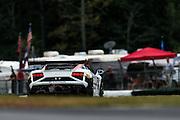 October 1-3, 2014 : Lamborghini Super Trofeo at Road Atlanta. #03 Jean Claude Saada, Terry Borcheller, Jota Corse Racing, Lamborghini of Dallas