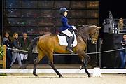 Lotte Krijnsen - Zarienta<br /> Indoor Brabant 2017<br /> © DigiShots - Jessica van Herk