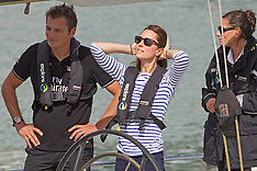 Auckland - Royal Visit, Americas Cup Match Racing