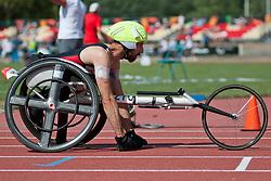 LAKATOS Brent, CAN, 4x400m Relay, T53/54, 2013 IPC Athletics World Championships, Lyon, France