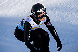 March 10, 2019 - Oslo, NORWAY - 190310 Silje Opseth of Norway competes in women's ski jumping individual competition during the FIS Raw Air World Cup on March 10, 2019 in Oslo..Photo: Jon Olav Nesvold / BILDBYRÃ…N / kod JE / 160423 (Credit Image: © Jon Olav Nesvold/Bildbyran via ZUMA Press)
