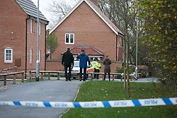 © Licensed to London News Pictures. 17/11/2015. Ibstock, Leicestershire, UK. Missing schoolgirl Kayleigh Hayward. Photo credit : Dave Warren/LNP