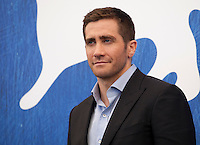 Jake Gyllenhaal at Nocturnal Animals film photocall at the 73rd Venice Film Festival, Sala Grande on Friday September 2nd 2016, Venice Lido, Italy.