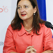 20160615 - Brussels , Belgium - 2016 June 15th - European Development Days - USAID Signature - Marjeta Jager, Deputy Director General , European Commission - DG for International Cooperation and Development  © European Union
