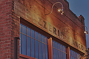 Morning shot of Pizzeria Bianco in Heritage Square in downtown Phoenix, AZ.