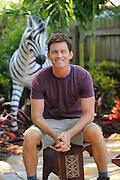 Host Brandon Johnson. As seen on HGTV's My Yard Goes Disney.<br /> <br /> &copy; 2011 Scott A. Miller