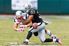 20111002 - New England Patriots at Oakland Raiders (NFL Football)