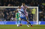 Brighton central midfielder, Beram Kayal (7) during the Sky Bet Championship match between Brighton and Hove Albion and Reading at the American Express Community Stadium, Brighton and Hove, England on 15 March 2016.