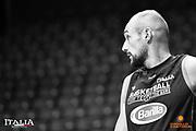 Marco Cusin<br /> Nazionale Italiana Maschile Senior<br /> Eurobasket 2017 - Group Phase<br /> Allenamento<br /> FIP 2017<br /> Tel Aviv, 31/08/2017<br /> Foto Ciamillo - Castoria/ M.Longo