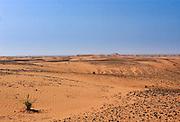 Sand dunes in Sahara Desert, Morocco, North Africa